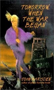 Cover of: Tomorrow, when the war began