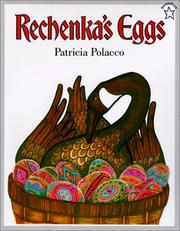 Cover of: Rechenka's Eggs (Paperstar Book)