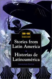 Cover of: Historias De Latinoamerica/Stories from Latin America: (Bilingualspanish/English (Side by Side Bilingual Books)