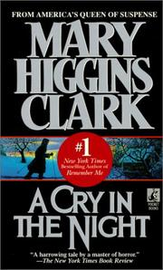 Cover of: A cry in the night