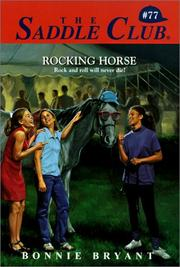 Cover of: Rocking Horse #77