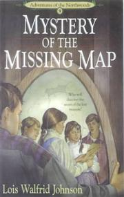 Cover of: Mystery of the Missing Map