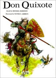 Cover of: Don Quixote | Michael Harrison