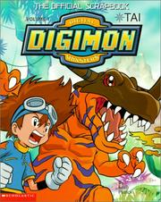 Cover of: The Official Scrapbook: Digimon Digital Monsters