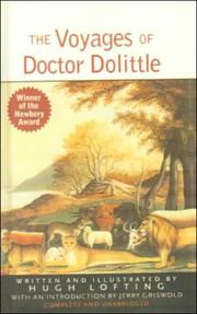 Cover of: The Voyages of Dr. Dolittle