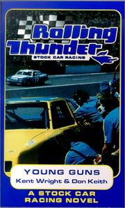 Cover of: Young Guns (Rolling Thunder Stock Car Racing)