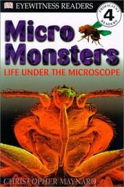 Cover of: Micromonsters: Life Under the Microscope