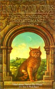 Cover of: The Chronicles of Chrestomanci | Diana Wynne Jones