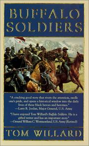 Cover of: Buffalo Soldiers (Black Sabre Chronicles)