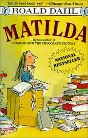 Cover of: Matilda