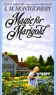 Cover of: Magic for Marigold