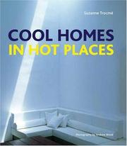 Cover of: Cool Homes in Hot Places | Suzanne Trocme