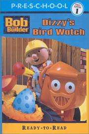 Cover of: Dizzy's Bird Watch (Bob the Builder)