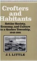 Cover of: Crofters and habitants