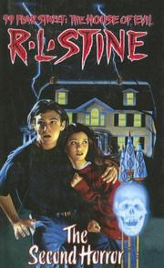 Cover of: The Second Horror | R. L. Stine
