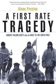 Cover of: A First Rate Tragedy | Diana Preston