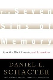Cover of: The Seven Sins of Memory | Daniel L. Schacter