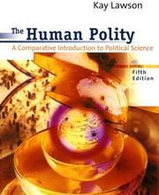 Cover of: The human polity