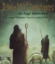 Cover of: Bright Christmas  | Andrew Clements