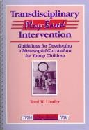 Cover of: Transdisciplinary Play-based Intervention