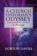 Cover of: A church historian's odyssey