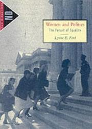 Cover of: Women And Politics | Lynne E. Ford