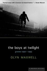 Cover of: The boys at twilight