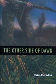 Cover of: The other side of dawn