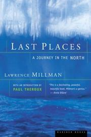Cover of: Last places | Lawrence Millman