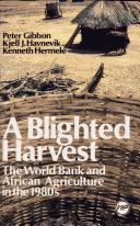 Cover of: A blighted harvest