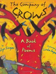 Cover of: The company of crows: a book of poems