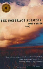 Cover of: The contract surgeon: a novel