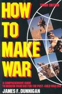 Cover of: How to make war