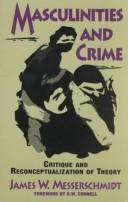 Cover of: Masculinities and crime