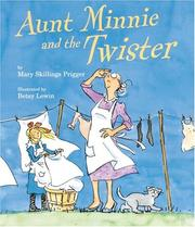 Cover of: Aunt Minnie and the twister