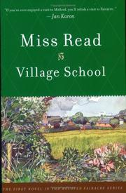 Village school by Miss Read
