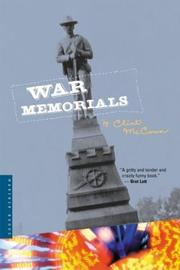 Cover of: War memorials | Clint McCown