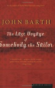 The last voyage of Somebody the Sailor by John Barth