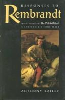 Cover of: Responses to Rembrandt