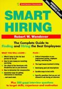 Cover of: Smart hiring for your business