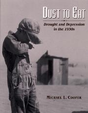 Cover of: Dust to eat