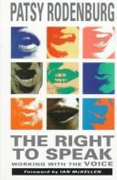 Cover of: The Right to Speak