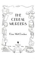 Cover of: The Cereal Murders  (Goldy Bear Culinary Mystery #3)