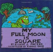 Cover of: My full moon is square