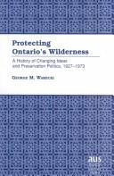 Cover of: Protecting Ontario