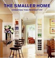 Cover of: The Smaller Home | Dan Sater