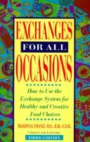 Exchanges for all occasions by Marion J. Franz