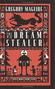 Cover of: The dream stealer