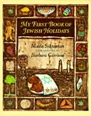 Cover of: My first book of Jewish holidays | Maida Silverman
