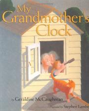 Cover of: My grandmother's clock